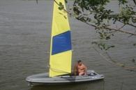 Лодка для полного водно-моторно-парусно-рыболовного счастья