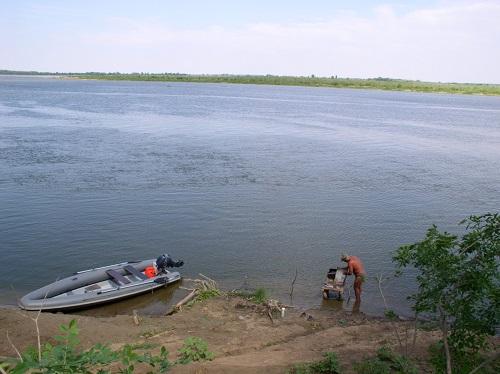 Рыбалка. Лето - 2014. Енотаевский район Астраханской области