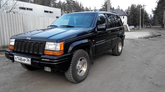 Крутой джип за три копейки - Jeep Grand Cherokee 2.5 diesel