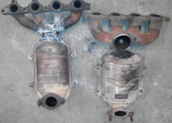 Hyundai Accent. Восстановительный ремонт неухоженного авто.