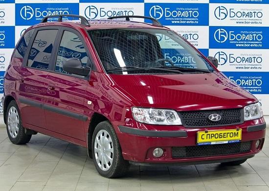 Универсальный автомобиль до 300 тыс. Покупка Хёндай Матрикс.