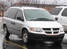 Додж Караван IV (Dodge Caravan IV) - лучший вэн всех времён.