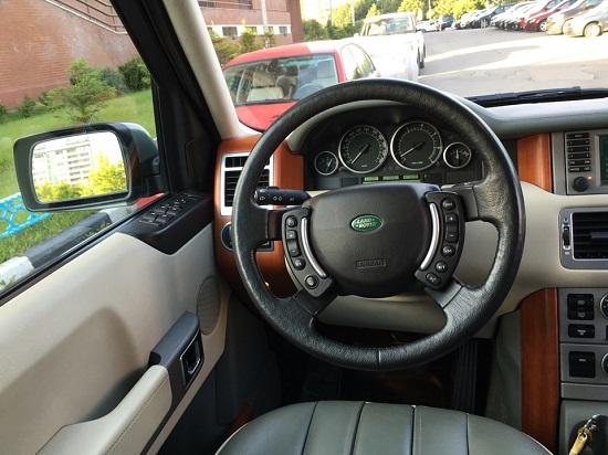 Почему я купил Range Rover + первый опыт эксплуатации