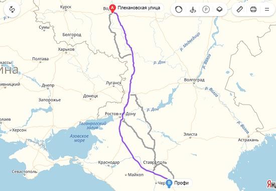 Как не надо ездить на Северный Кавказ